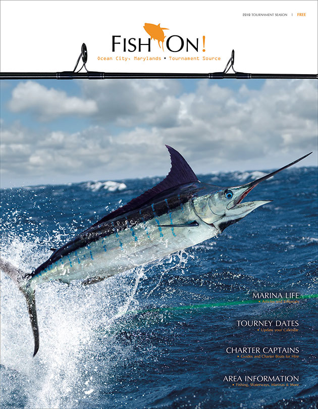 2020 Fish On Cover
